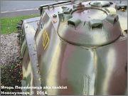 "Немецкий тяжелый танк PzKpfw V Ausf.G  ""Panther"",  rue D'Erezee, Manhay, Belgique Panther_Manhay_156"