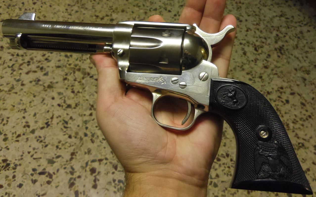 Revolver Colt Single Action Army 1873.