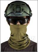 Protección Facial / Bucal en Airsoft Braga