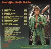 Nedeljko Bajic Baja - Diskografija 1996_uz