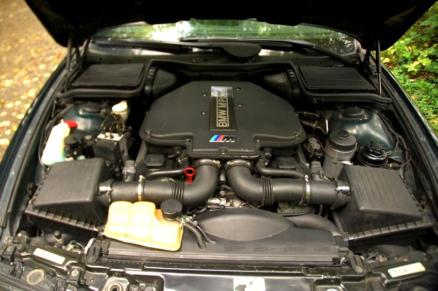Bmw M5 E39 1999 DSC_6428