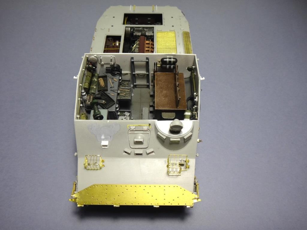 МТП на базе БТР-50ПК ГОТОВО - Страница 4 DSC01060
