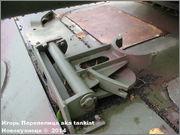 "Немецкий тяжелый танк PzKpfw V Ausf.G  ""Panther"",  rue D'Erezee, Manhay, Belgique Panther_Manhay_124"