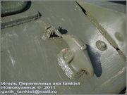 """Советский средний танк Т-34, завод № 183, III квартал 1942 года, музей """"Линия Сталина"""", Псковская область 34_183_018"""