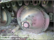 "Немецкий тяжелый танк PzKpfw V Ausf.G  ""Panther"",  rue D'Erezee, Manhay, Belgique Panther_Manhay_039"