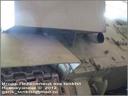 Советский средний танк ОТ-34, завод № 174, осень 1943 г., Военно-технический музей, г.Черноголовка, Московская обл. 34_046