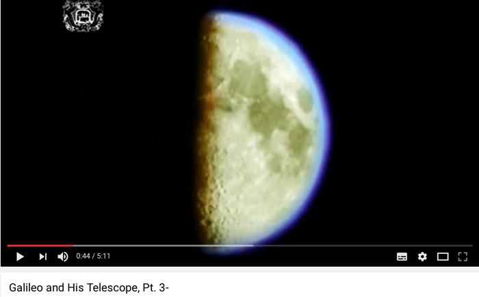 Weltanschauung / Himmelsbeobachtungen Telescope