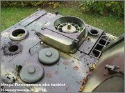 "Немецкий тяжелый танк PzKpfw V Ausf.G  ""Panther"",  rue D'Erezee, Manhay, Belgique Panther_Manhay_138"