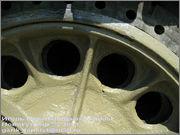 """Советский средний танк Т-34, завод № 183, III квартал 1942 года, музей """"Линия Сталина"""", Псковская область 34_183_039"""