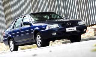 avvistamenti auto storiche - Pagina 6 Volkswagen_Santana_2006