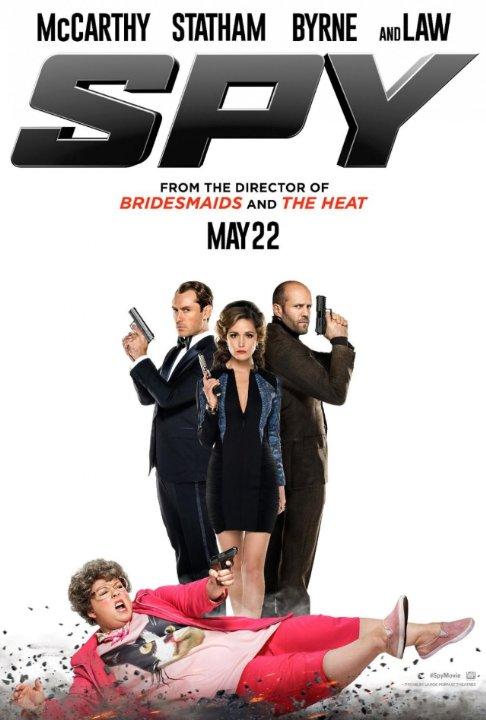 Jason Statham - Página 4 Spy_2015_Poster