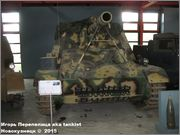 """Немецкая 15,0 см САУ """"Hummel"""" Sd.Kfz. 165,  Deutsches Panzermuseum, Munster, Deutschland Hummel_Munster_175"""