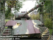 "Немецкий тяжелый танк PzKpfw V Ausf.G  ""Panther"",  rue D'Erezee, Manhay, Belgique Panther_Manhay_011"