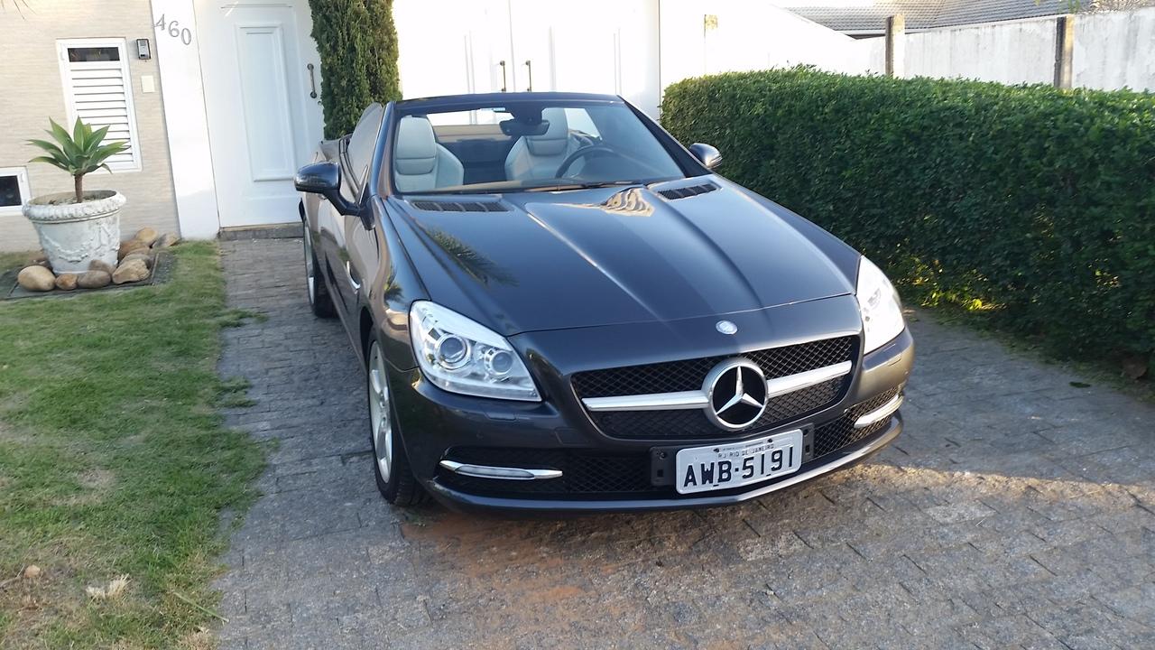 R172 SLK 250 2012/2012 - R$ 122.000,00 20170515_163943