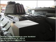 Советский средний танк ОТ-34, завод № 174, осень 1943 г., Военно-технический музей, г.Черноголовка, Московская обл. 34_047