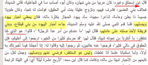 Ka'b ibn al-Ashraf :Meurtre Killing Kaab_wassalahoum