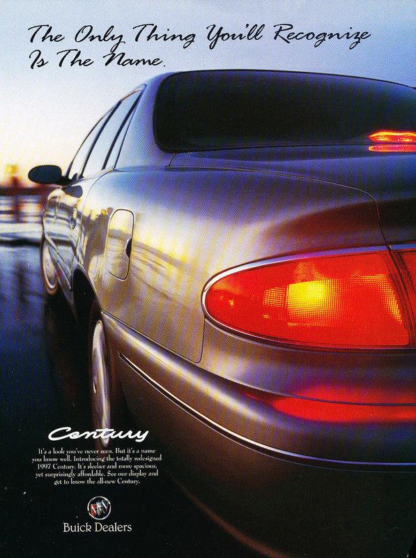 April 2017 LROM - 1994 Buick Roadmaster Century