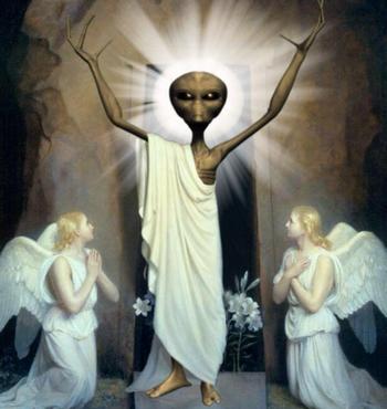 et si jésus-( jehovah) est un Alien  Image