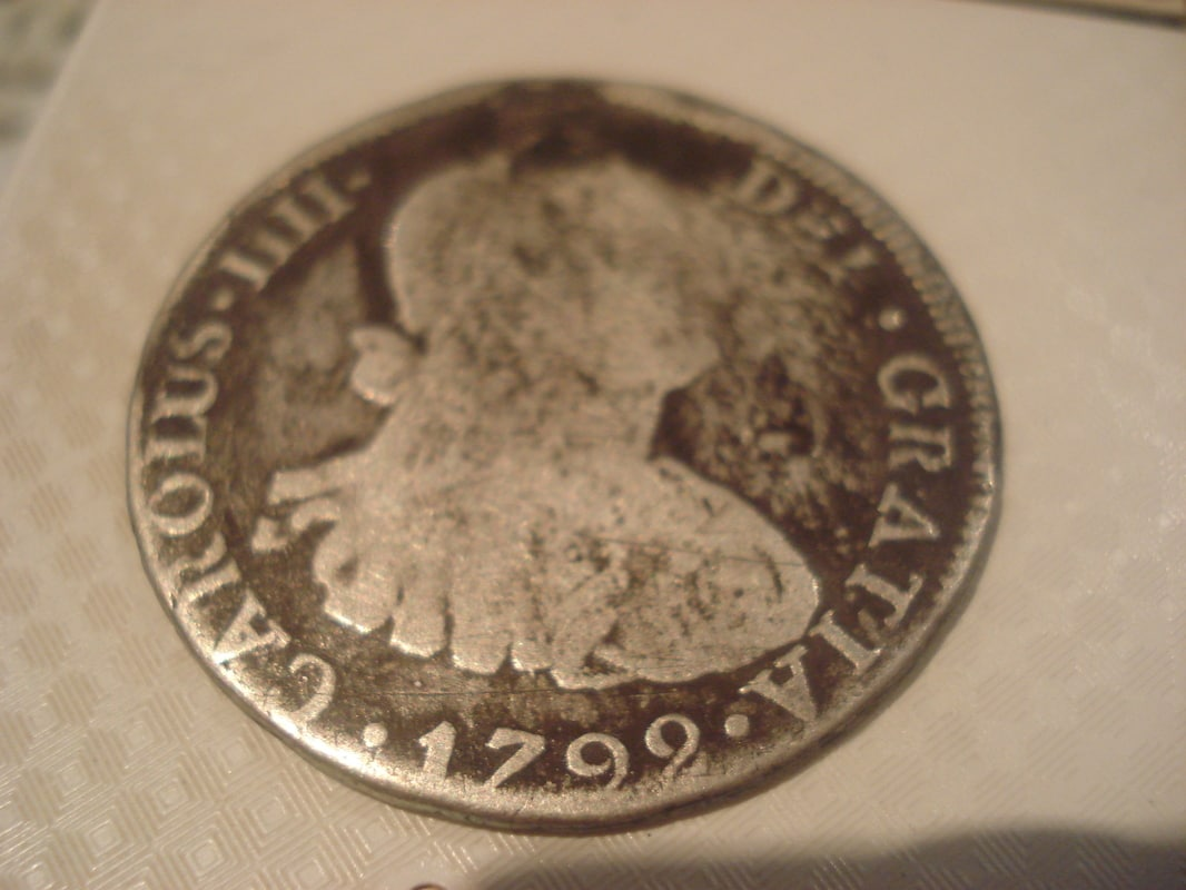 4 reales 1792. Carlos IV. Potosí Otras_001