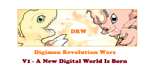 Digimon Revolution Wars