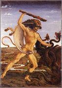 5 francos 1873 Hercules 220px_Antonio_del_Pollaiolo_Ercole_e_l_Idra_e