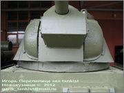 Советский средний танк ОТ-34, завод № 174, осень 1943 г., Военно-технический музей, г.Черноголовка, Московская обл. 34_060