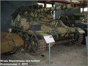 """Немецкая 15,0 см САУ """"Hummel"""" Sd.Kfz. 165,  Deutsches Panzermuseum, Munster, Deutschland Hummel_Munster_174"""