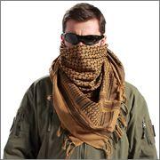 Protección Facial / Bucal en Airsoft Shemagh