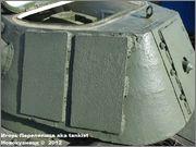 Советский средний огнеметный танк ОТ-34, Музей битвы за Ленинград, Ленинградская обл. 34_2_126