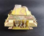 PzKpfw V Panther из роты Сотникова № 518. Звезда 1/35. ГОТОВО DSCN1633