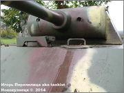 "Немецкий тяжелый танк PzKpfw V Ausf.G  ""Panther"",  rue D'Erezee, Manhay, Belgique Panther_Manhay_021"