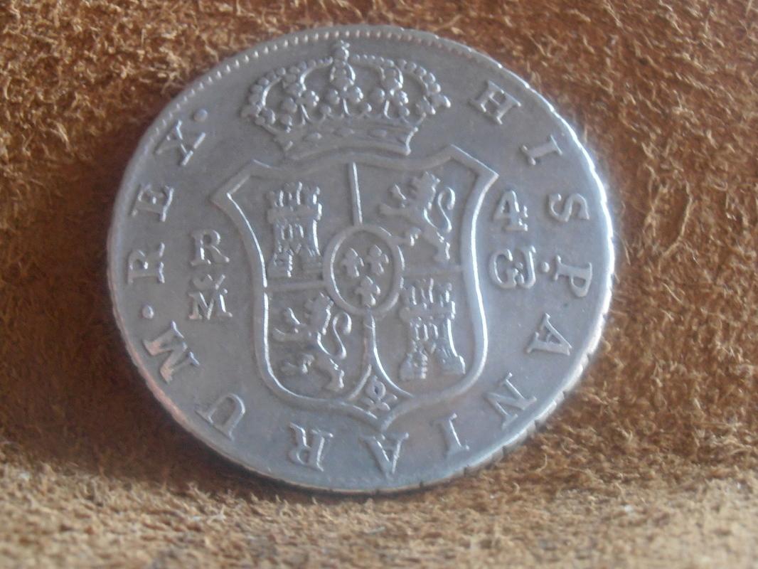 4 Reales 1818 Fernando VII. Madrid P9038610