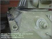 Советский средний танк ОТ-34, завод № 174, осень 1943 г., Военно-технический музей, г.Черноголовка, Московская обл. 34_055