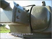 """Советский средний танк Т-34, завод № 183, III квартал 1942 года, музей """"Линия Сталина"""", Псковская область 34_183_009"""