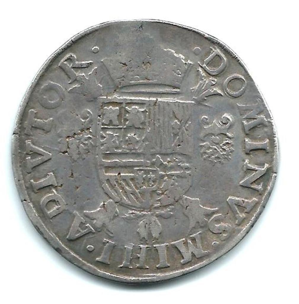 Escudo de Felipe II. 1573, Amberes de Brabante Image