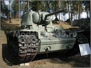 Советский тяжелый танк КВ-1, ЧКЗ, Panssarimuseo, Parola, Finland  1_004
