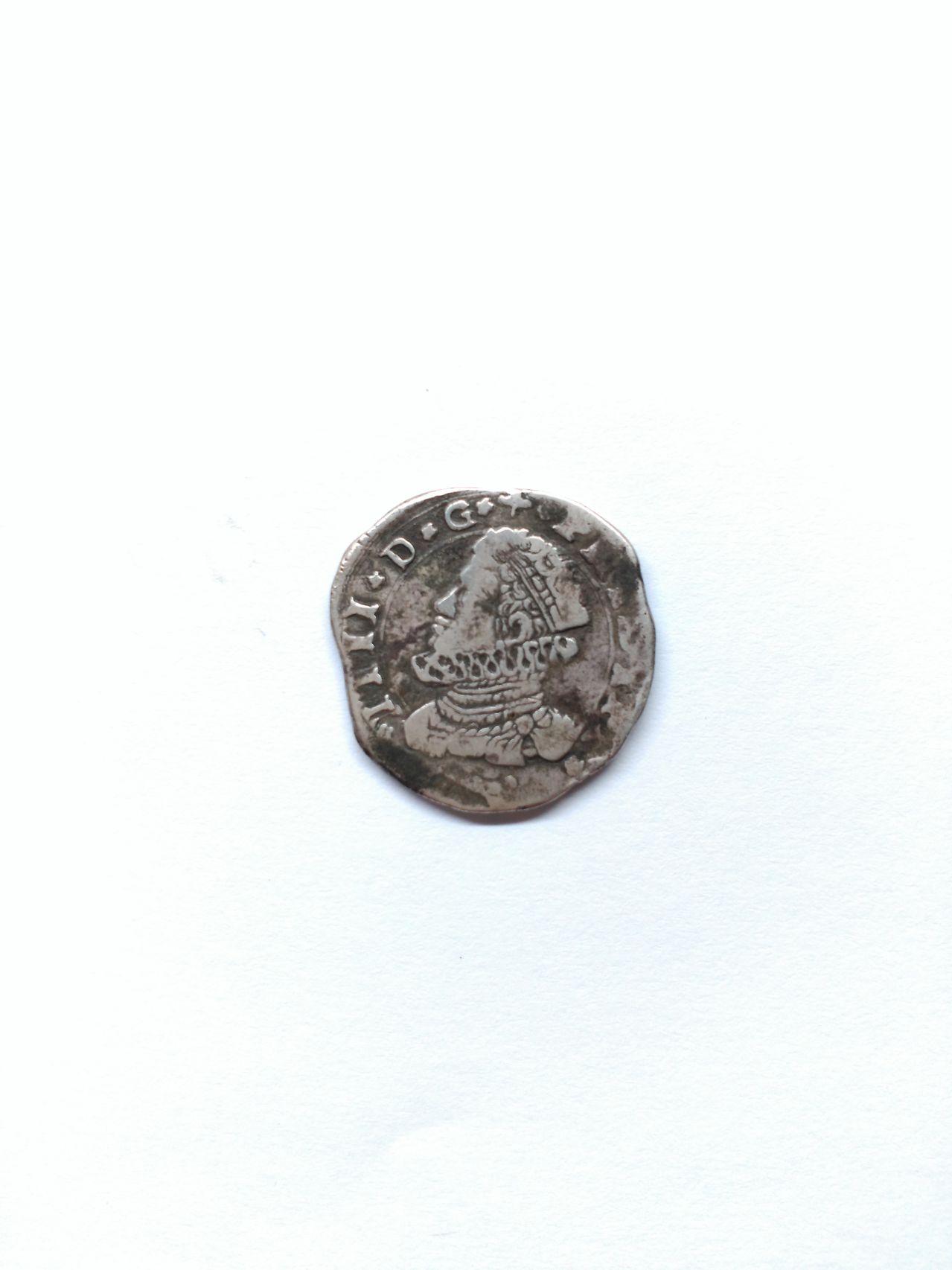 3 taris de Felipe IV año 1627 de Sicilia IMG_20160202_182947