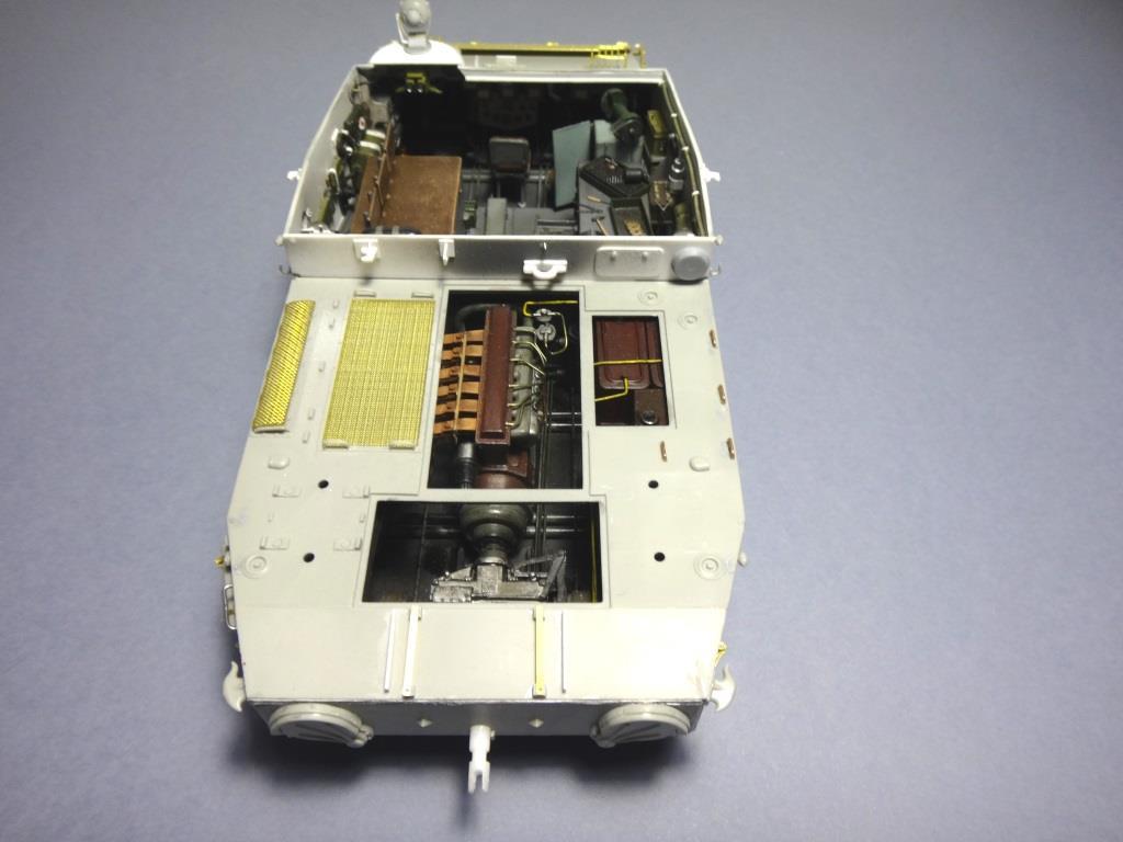 МТП на базе БТР-50ПК ГОТОВО - Страница 4 DSC01057