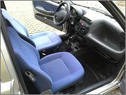 Valvoramo - Pulizia interni Fiat 600 MAI PULITA Dopo15