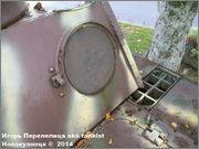 "Немецкий тяжелый танк PzKpfw V Ausf.G  ""Panther"",  rue D'Erezee, Manhay, Belgique Panther_Manhay_158"