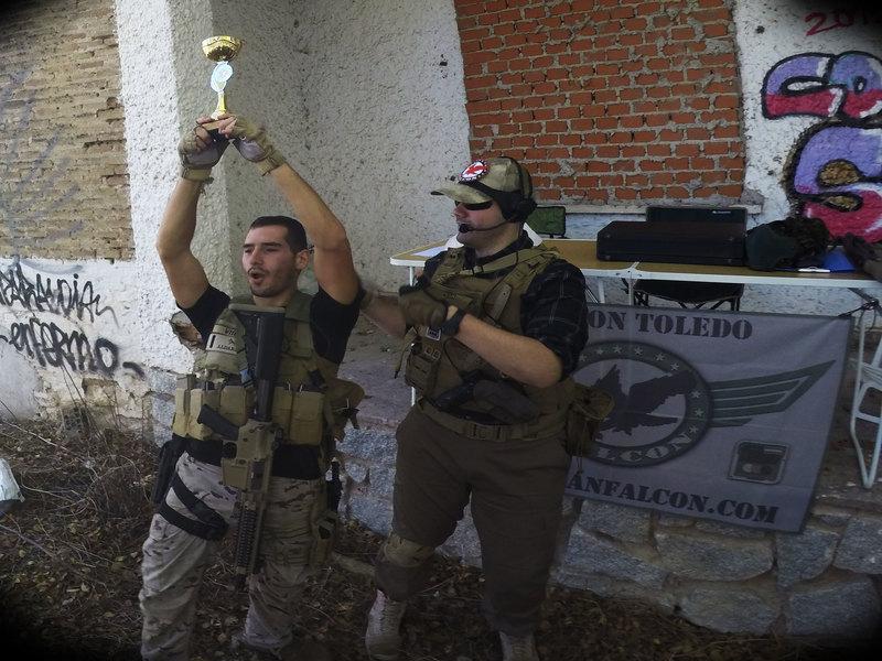 Fotos + Vídeo 1º Aniversario Falcon Toledo Image