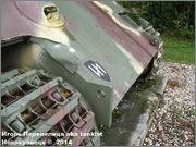 "Немецкий тяжелый танк PzKpfw V Ausf.G  ""Panther"",  rue D'Erezee, Manhay, Belgique Panther_Manhay_025"