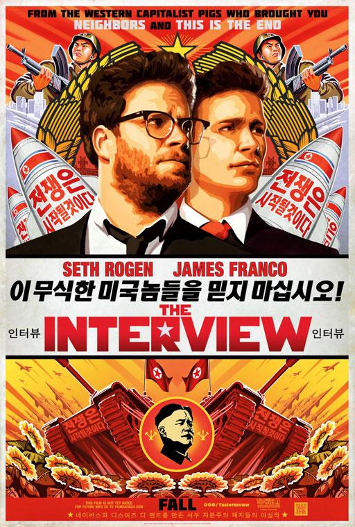 The Interview (2014) La comedia de la controversia Interview_xlg