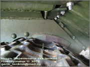 Советский средний танк ОТ-34, завод № 174, осень 1943 г., Военно-технический музей, г.Черноголовка, Московская обл. 34_042