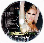 Selma Bajrami - Diskografija  2010_z_cd
