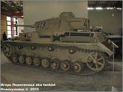 Немецкий средний танк PzKpfw IV, Ausf G,  Deutsches Panzermuseum, Munster, Deutschland Pz_Kpfw_IV_Munster_102