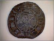 Meaja coronada de Sancho IV de Castilla 1284-1295 Burgos. R51_1
