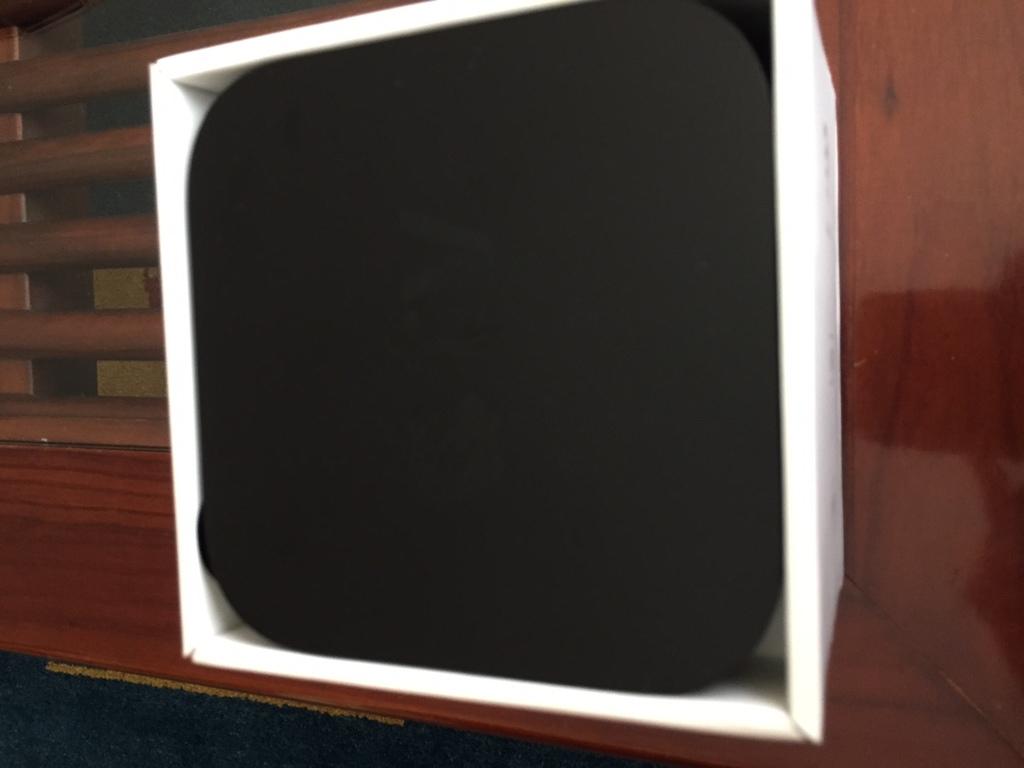 Vendo Apple TV 3ªgen. (modelo actual) VENDIDO! Image1