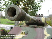 "Немецкий тяжелый танк PzKpfw V Ausf.G  ""Panther"",  rue D'Erezee, Manhay, Belgique Panther_Manhay_017"