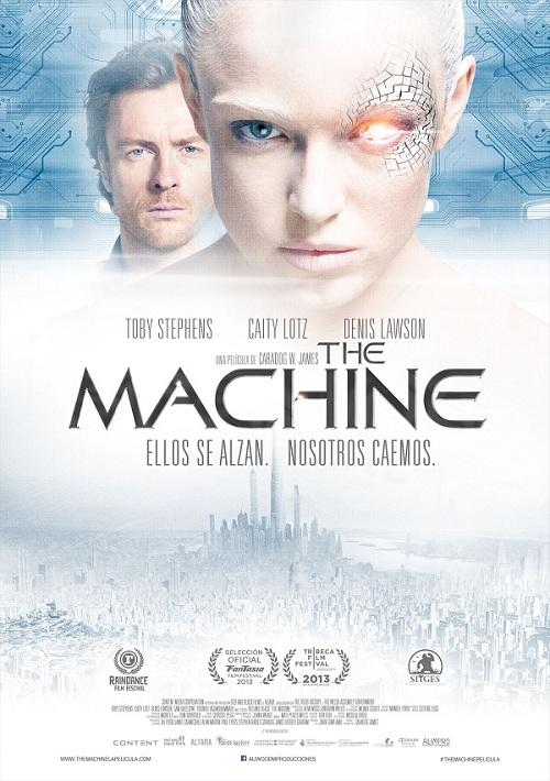 Cine de Ciencia Ficción CARTEL_THE_MACHINE